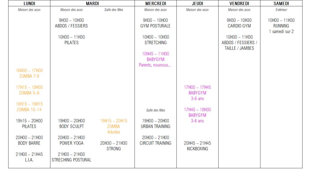 planning zumba gym2